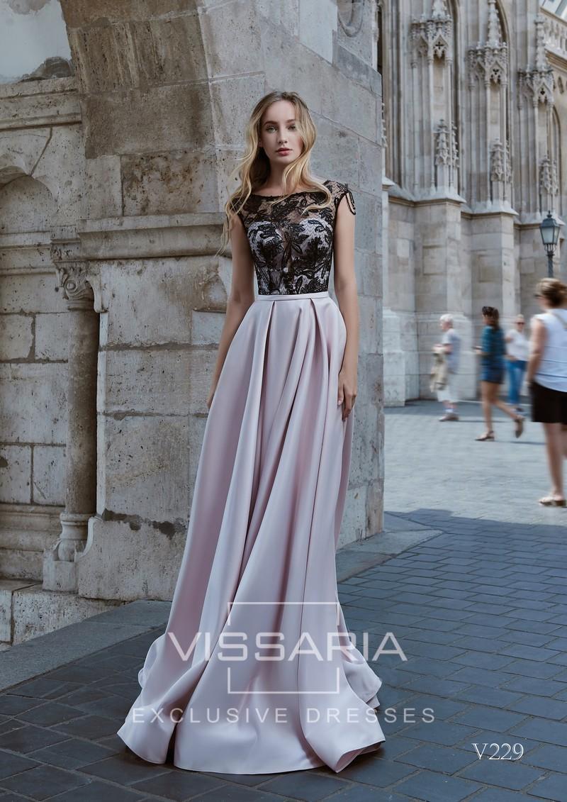 Abendkleid Vissaria V229