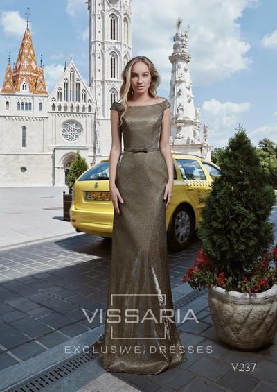 Suknia wieczorowa Vissaria V237