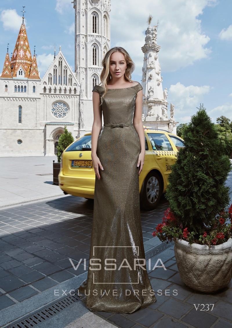 Abendkleid Vissaria V237