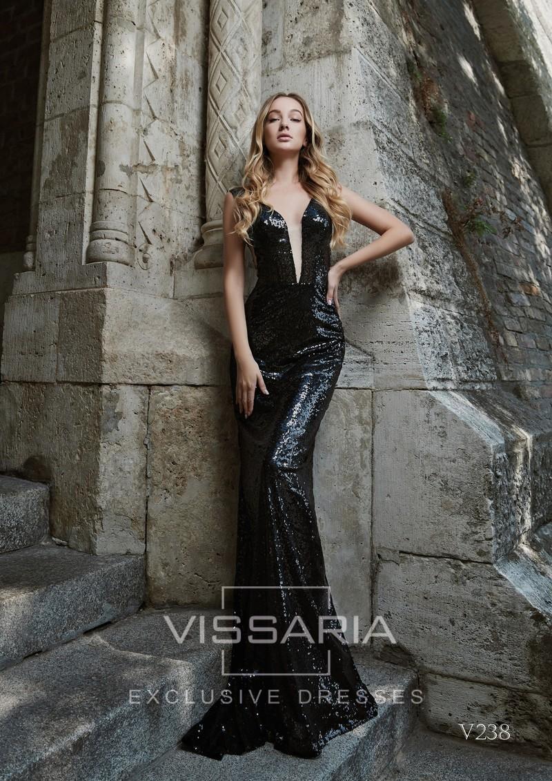 Suknia wieczorowa Vissaria V238