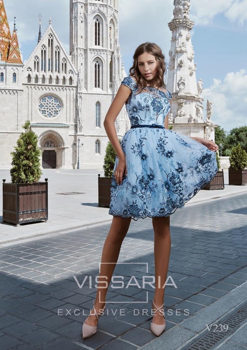 Вечернее платье Vissaria V239