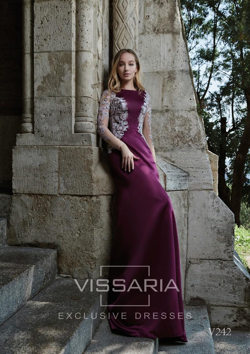Suknia wieczorowa Vissaria V242