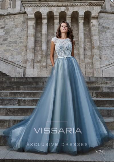 Evening Dress Vissaria V251