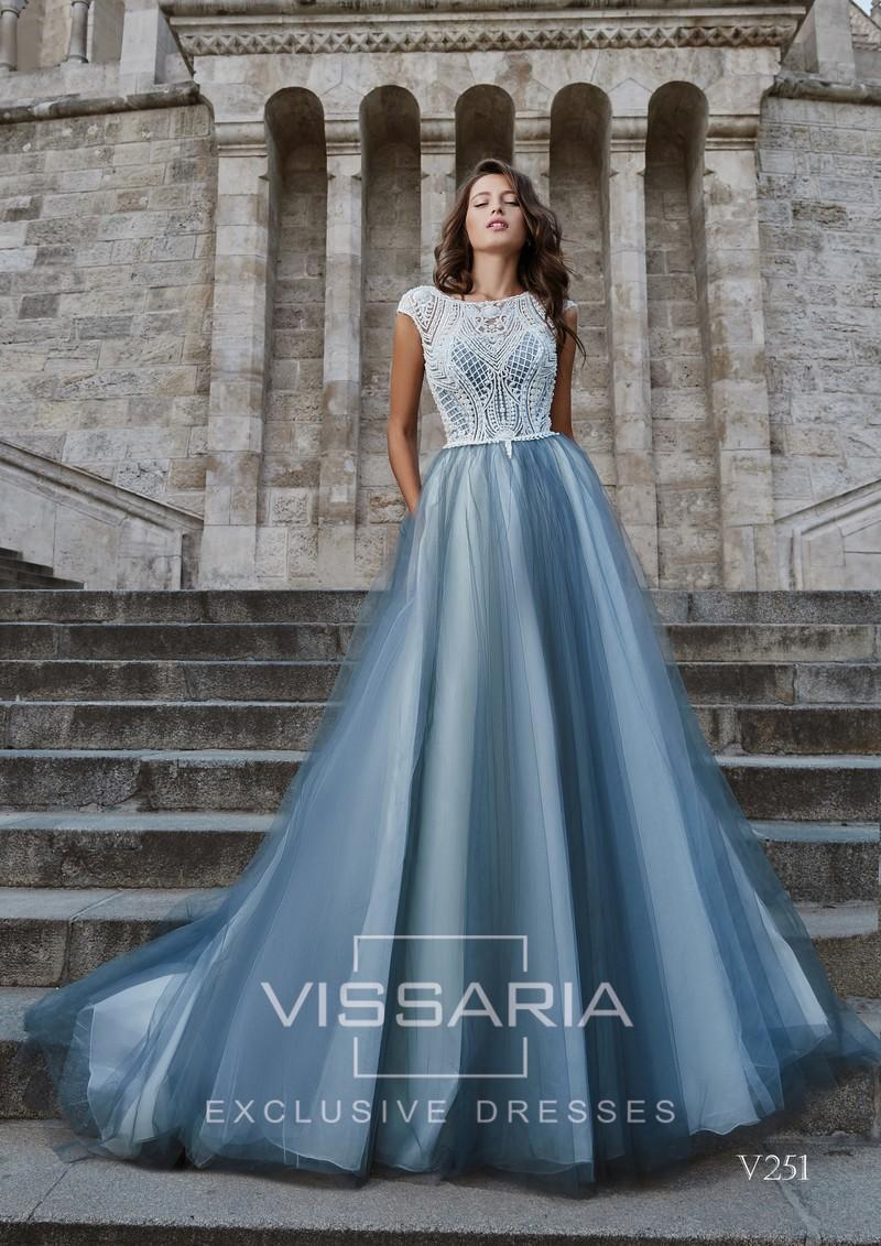 Abendkleid Vissaria V251