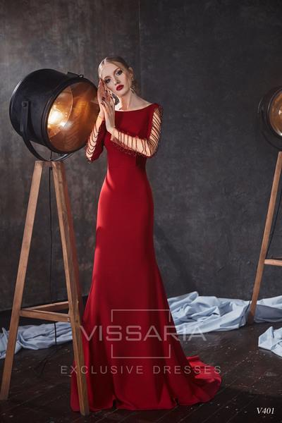 Evening Dress Vissaria V401
