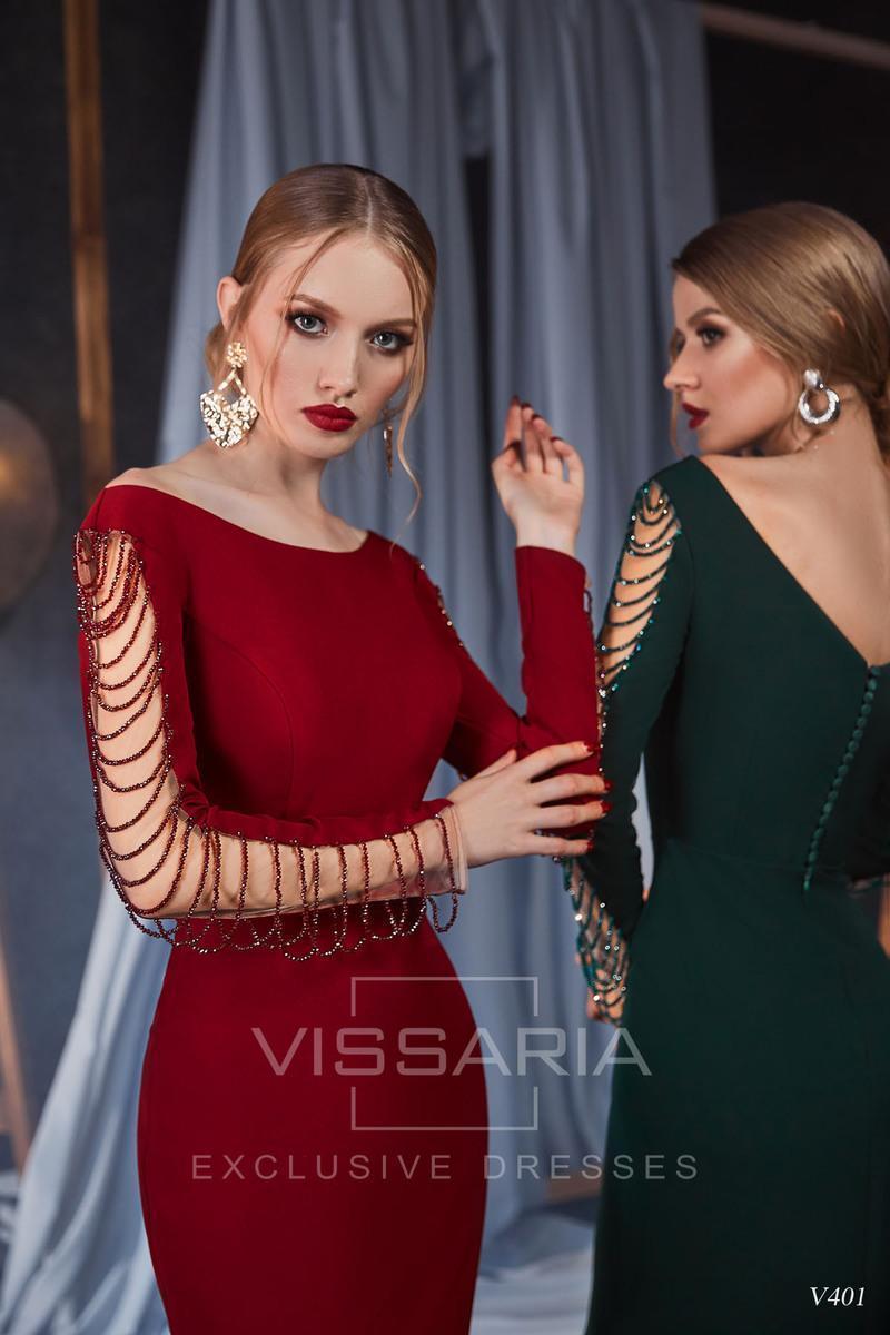 Вечернее платье Vissaria V401