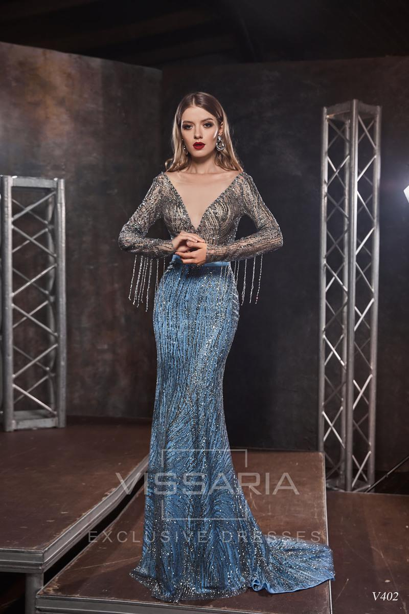 Abendkleid Vissaria V402