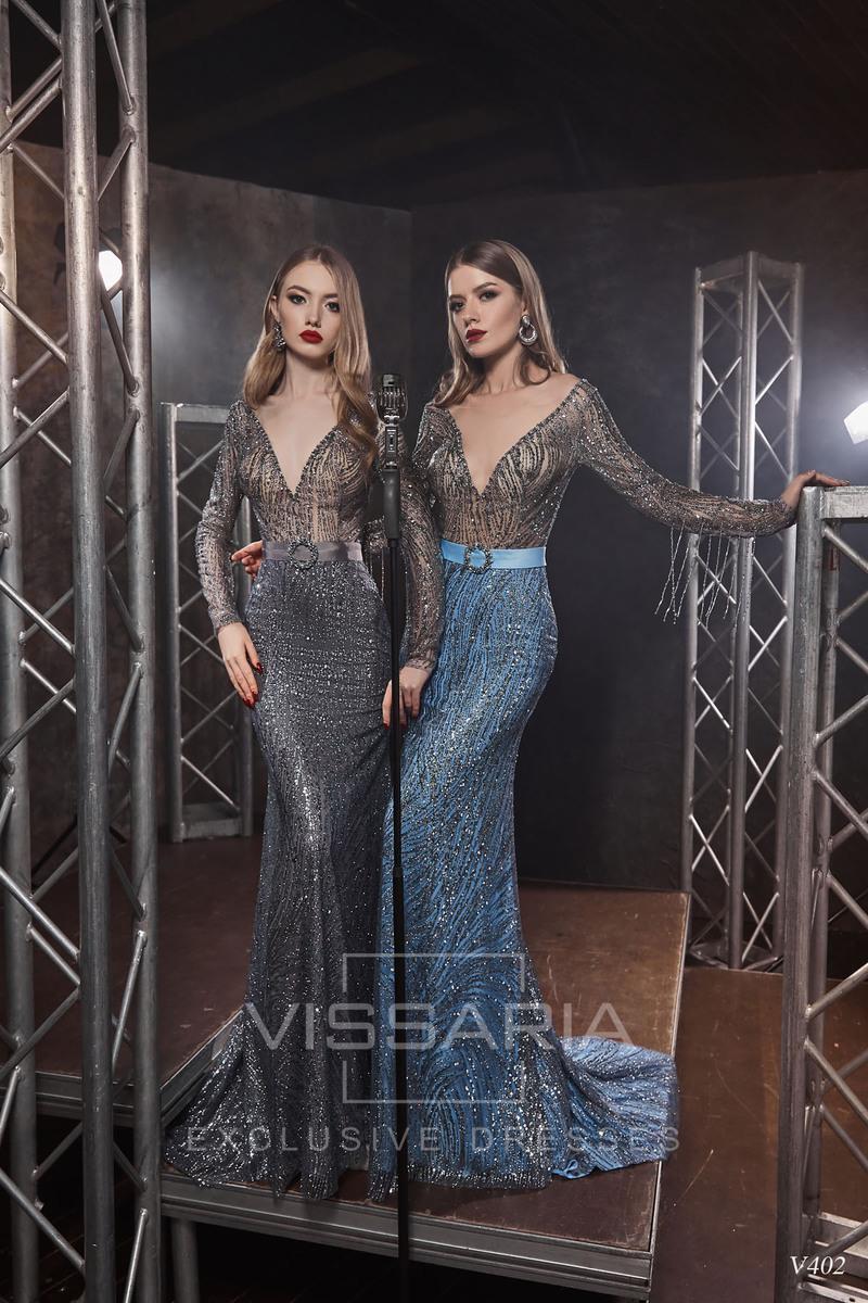 Вечернее платье Vissaria V402