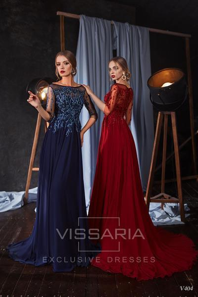 Evening Dress Vissaria V404