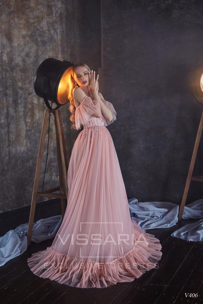 Вечернее платье Vissaria V406