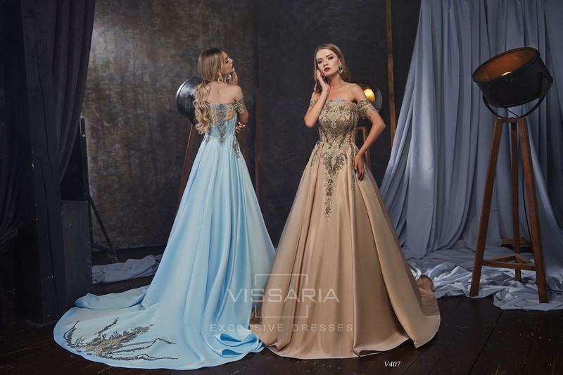 Вечернее платье Vissaria V407