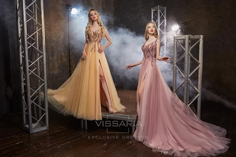Вечернее платье Vissaria V409
