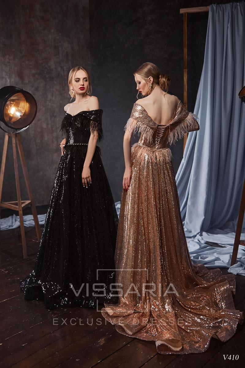 Evening Dress Vissaria V410