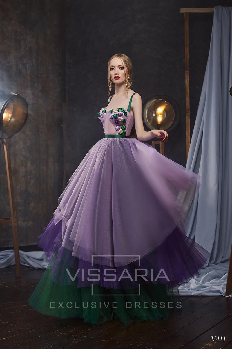 Evening Dress Vissaria V411