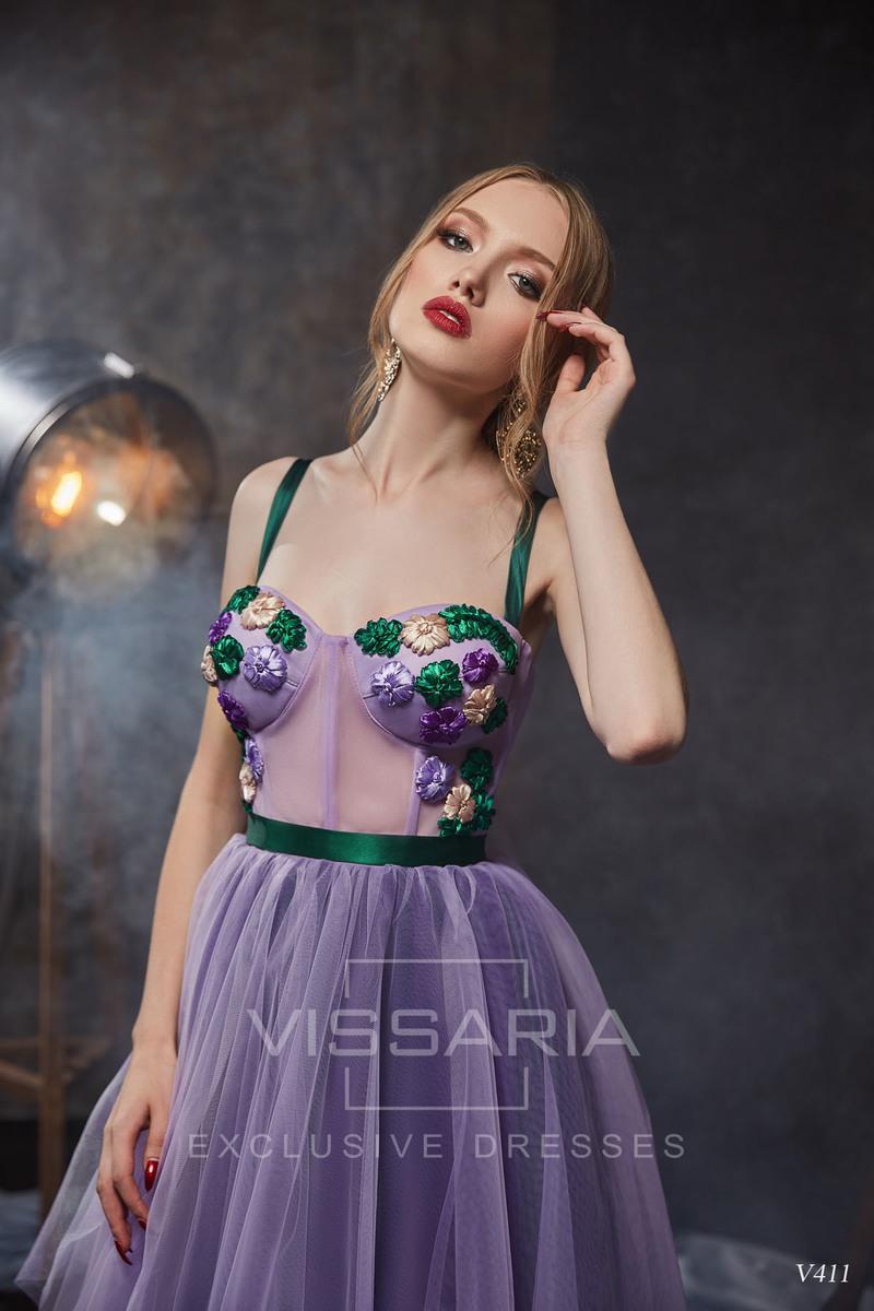 Вечернее платье Vissaria V411