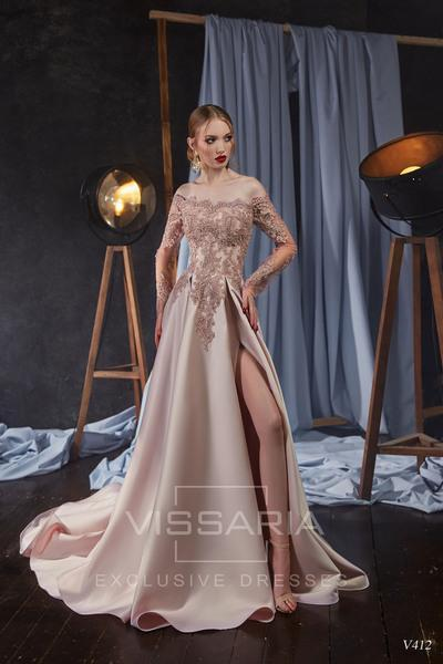 Evening Dress Vissaria V412