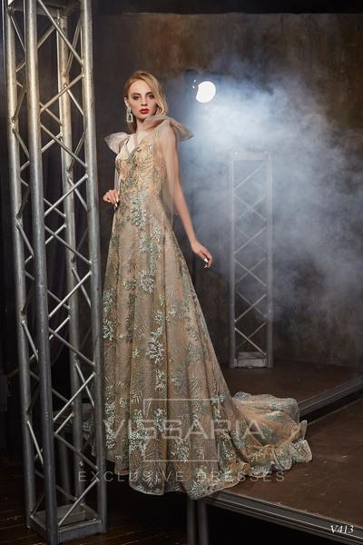 Evening Dress Vissaria V413