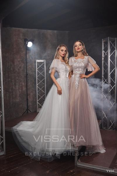 Evening Dress Vissaria V416