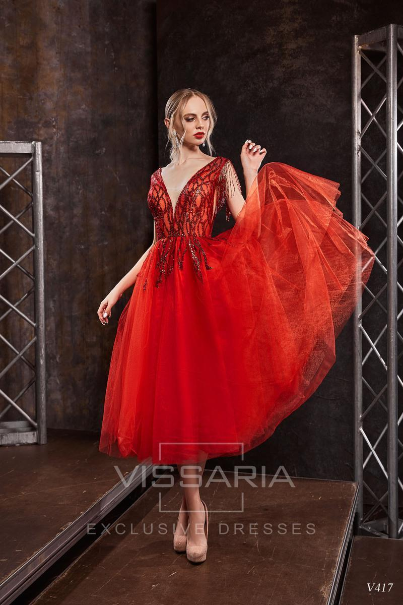 Evening Dress Vissaria V417