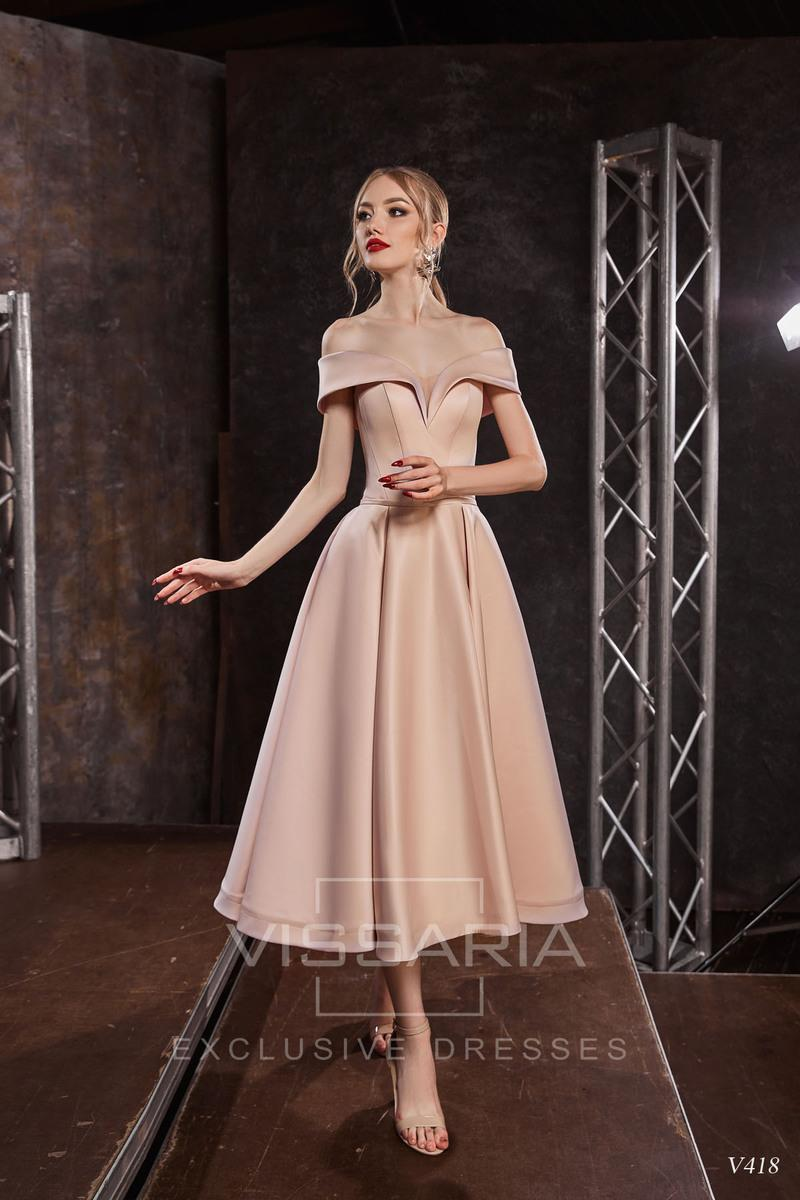 Evening Dress Vissaria V418