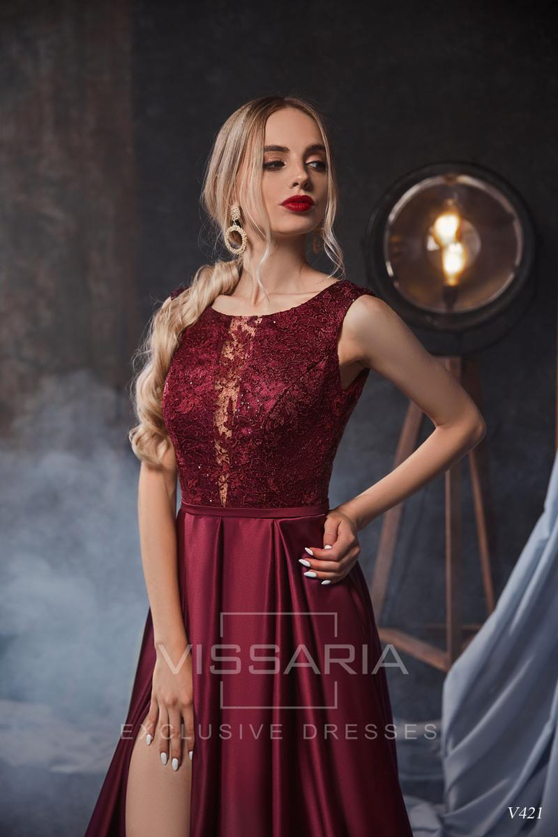 Evening Dress Vissaria V421