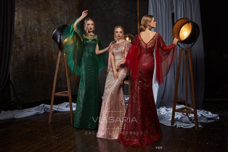 Вечернее платье Vissaria V424