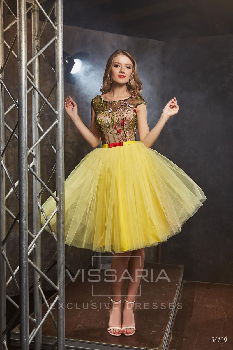 Evening Dress Vissaria V429