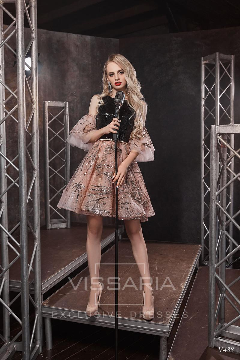 Evening Dress Vissaria V438