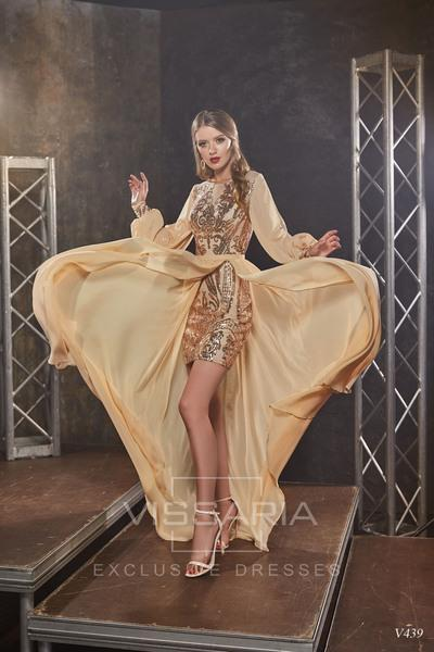 Suknia wieczorowa Vissaria V439