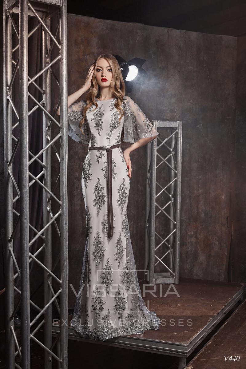 Abendkleid Vissaria V440