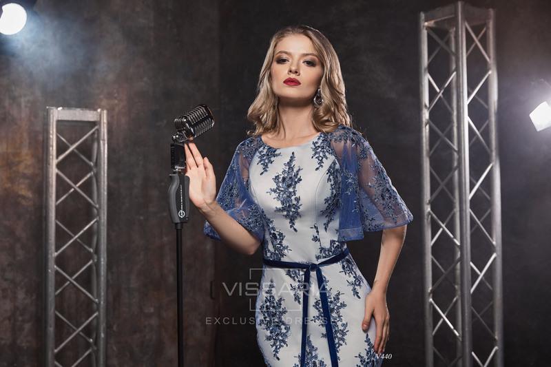 Вечернее платье Vissaria V440