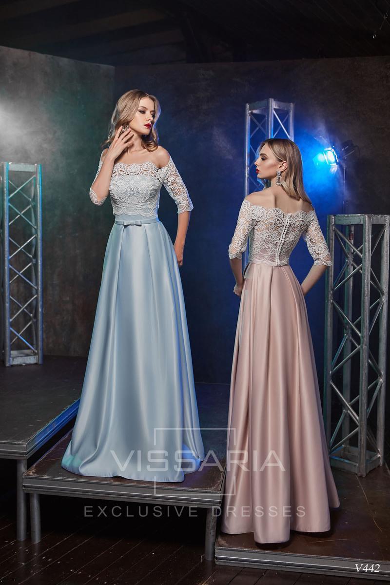 Suknia wieczorowa Vissaria V442