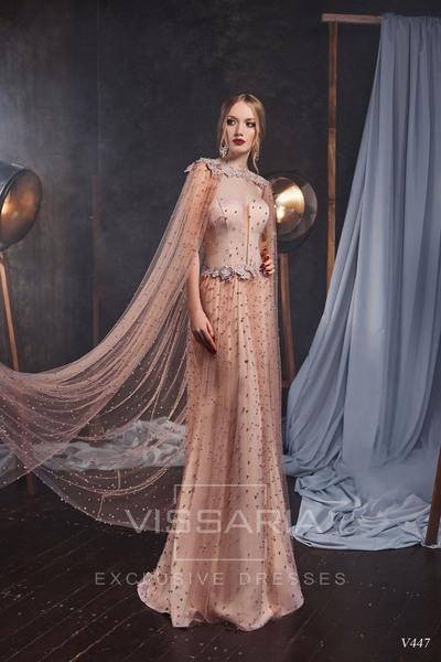 Вечернее платье Vissaria V447