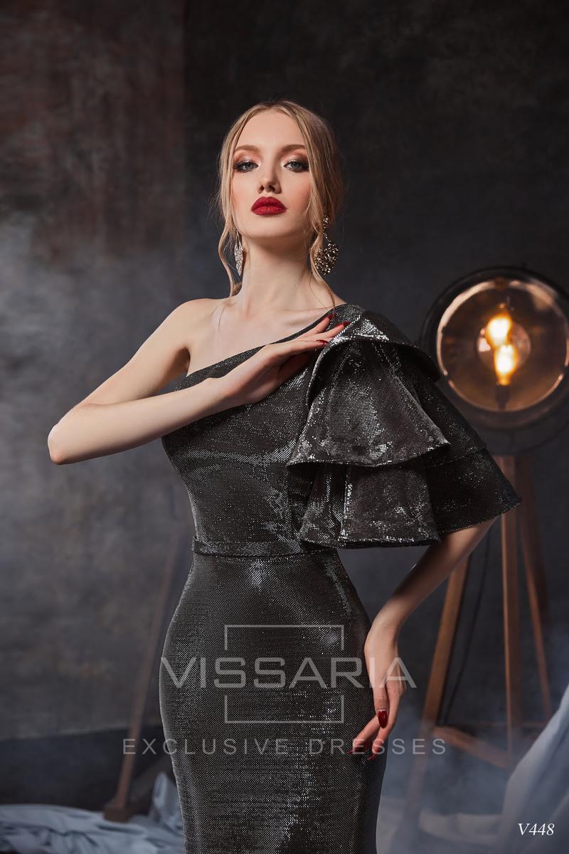 Abendkleid Vissaria V448