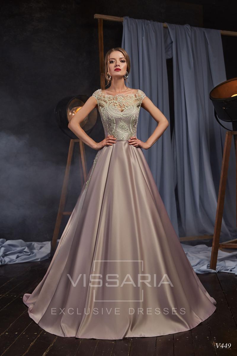 Evening Dress Vissaria V449