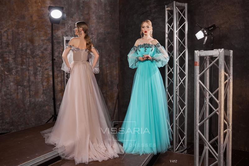 Вечернее платье Vissaria V452