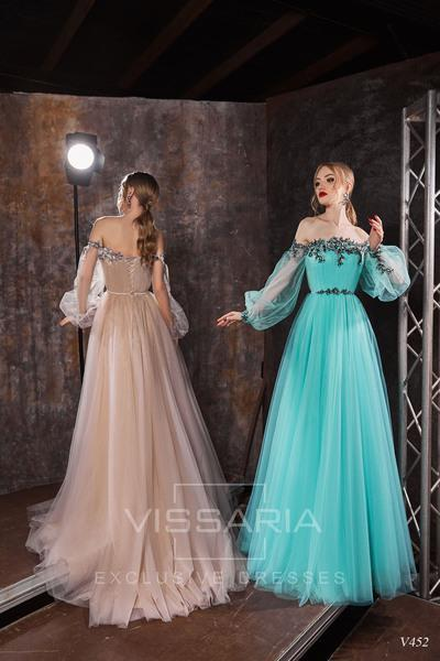 Evening Dress Vissaria V452