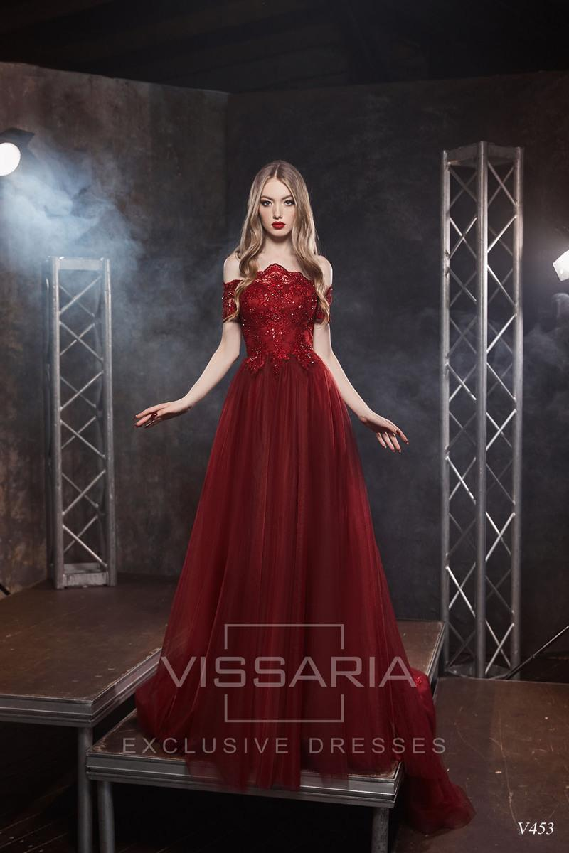 Evening Dress Vissaria V453