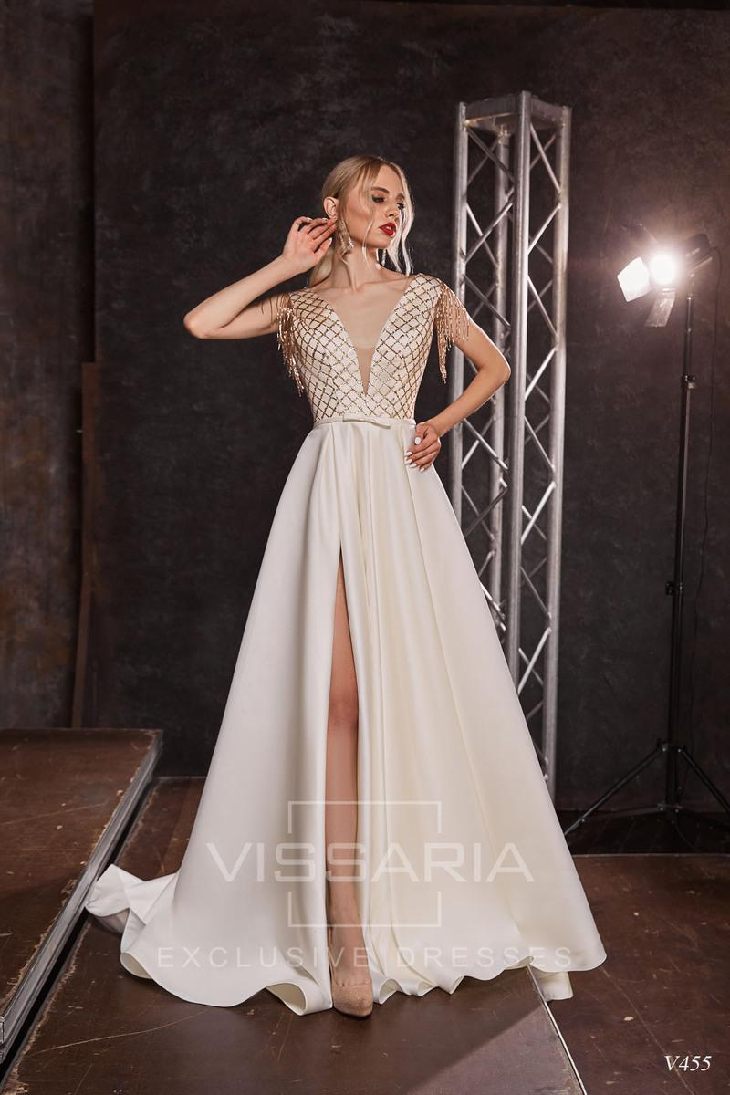Evening Dress Vissaria V455