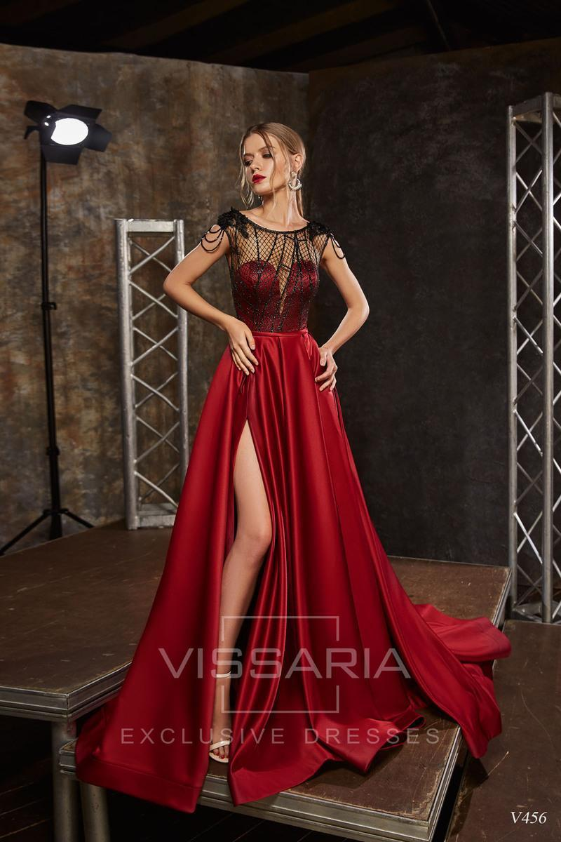 Evening Dress Vissaria V456