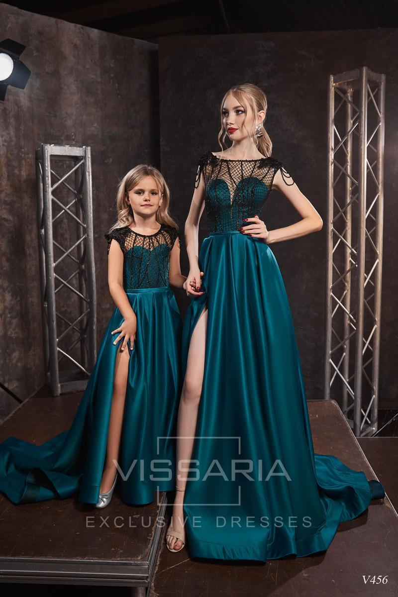Ensemble Family Look Vissaria V456