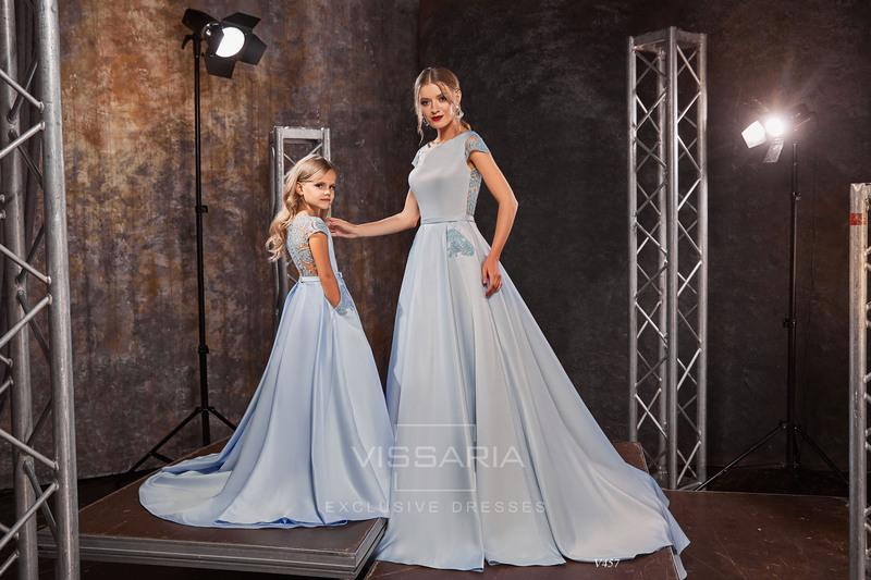 Evening Dress Vissaria V457