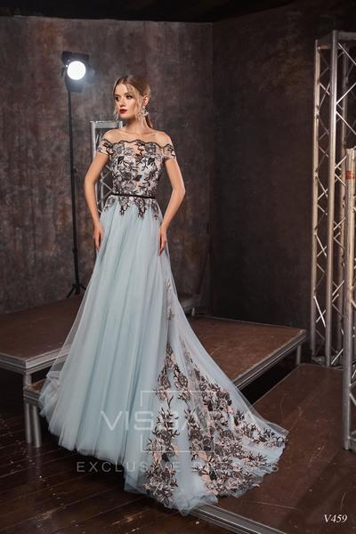 Evening Dress Vissaria V459