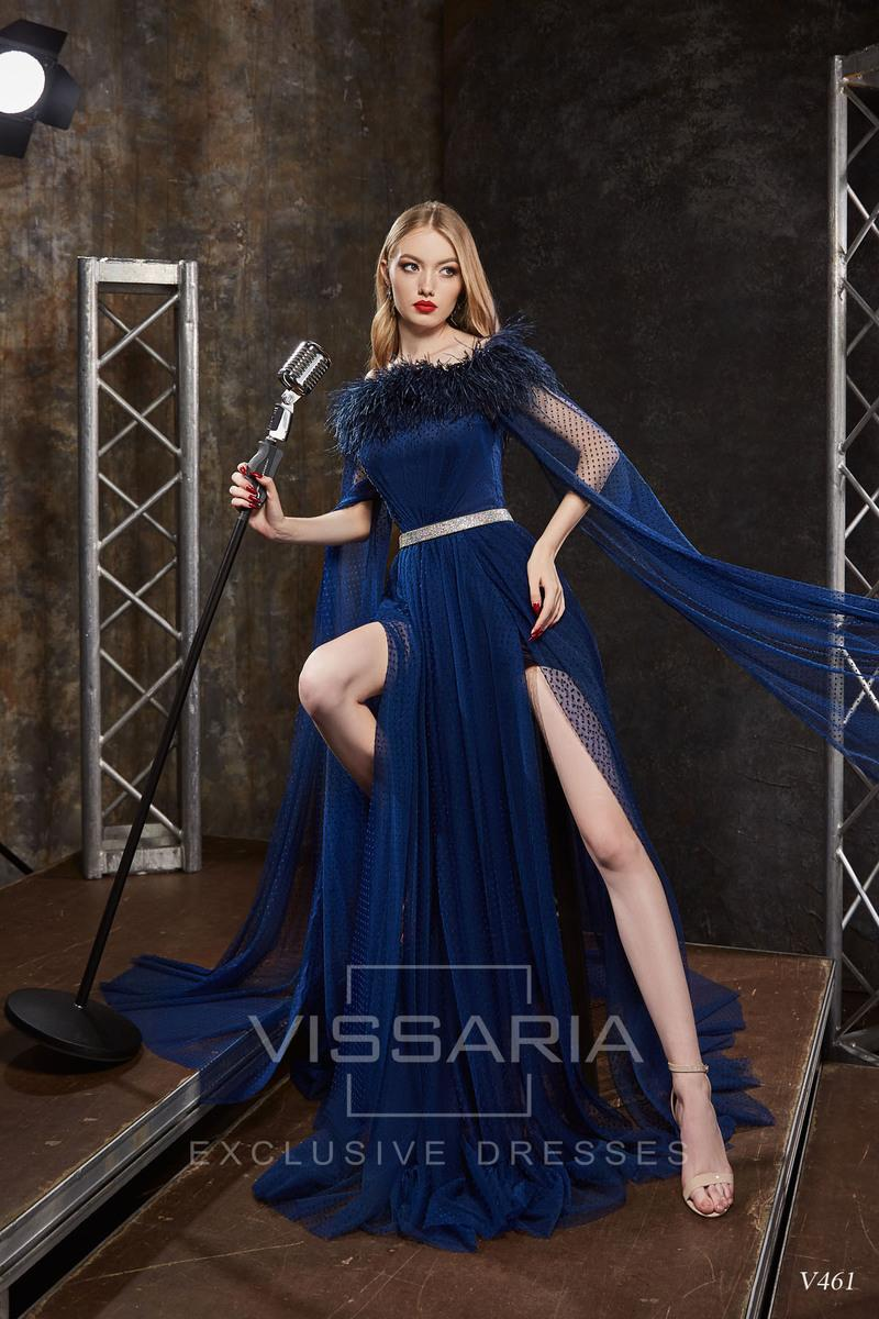 Evening Dress Vissaria V461