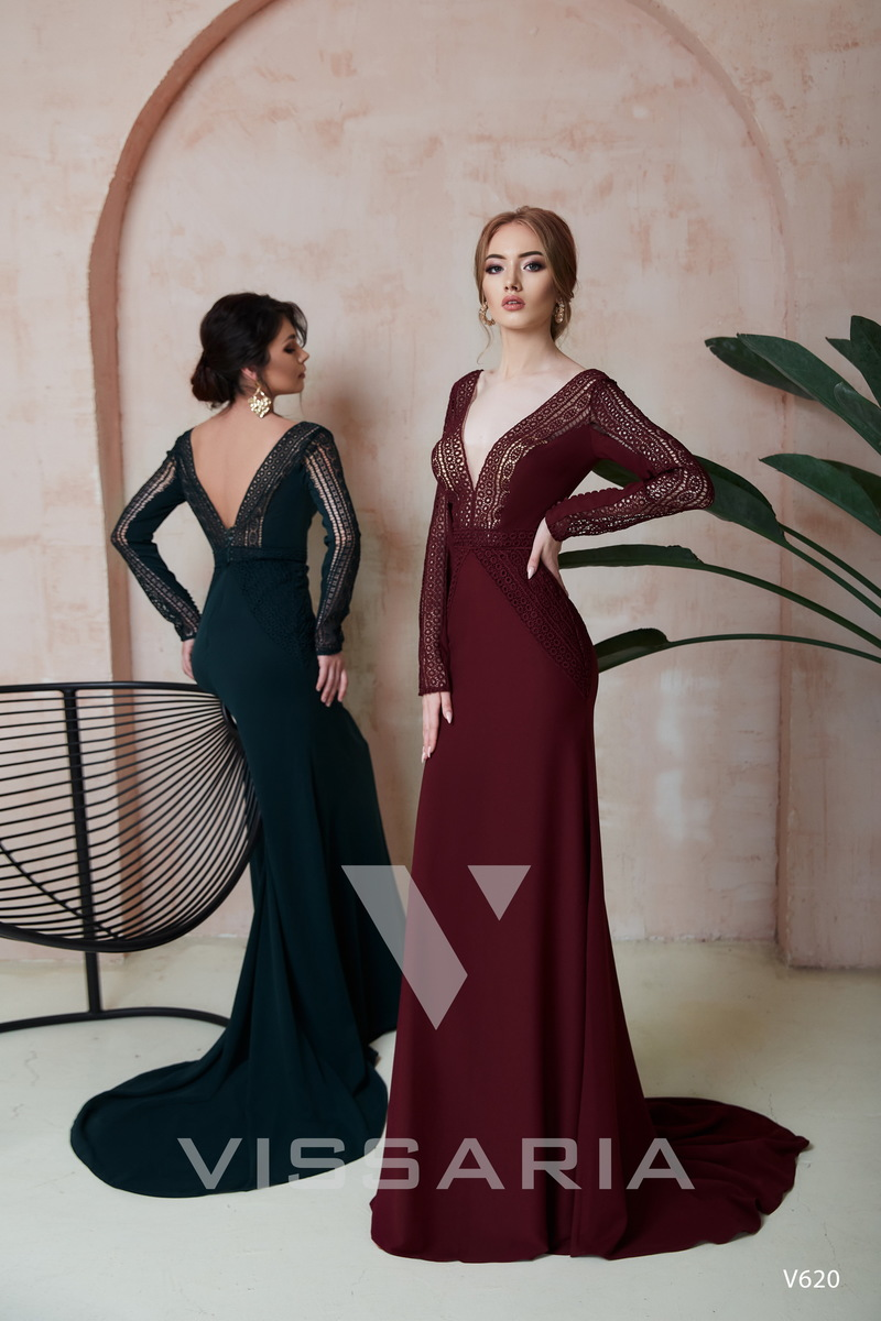 Evening Dress Vissaria V620
