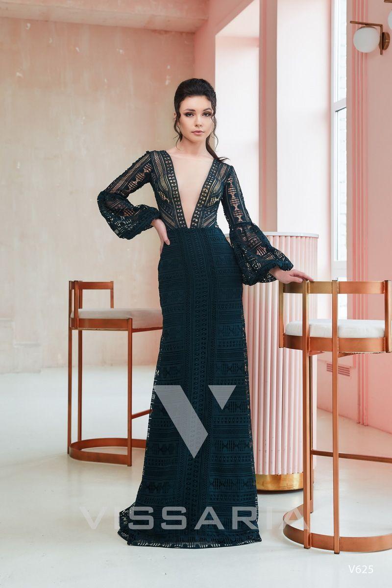 Вечернее платье Vissaria V625