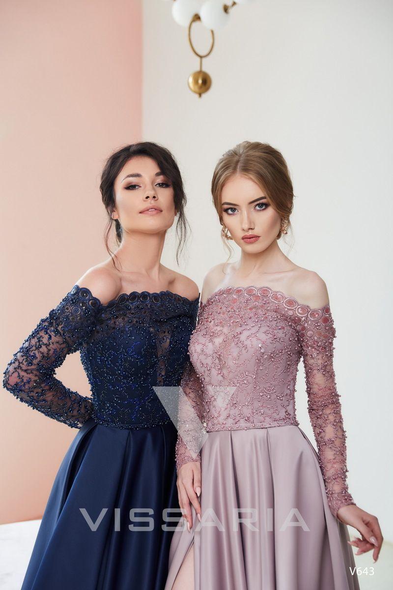 Вечернее платье Vissaria V643