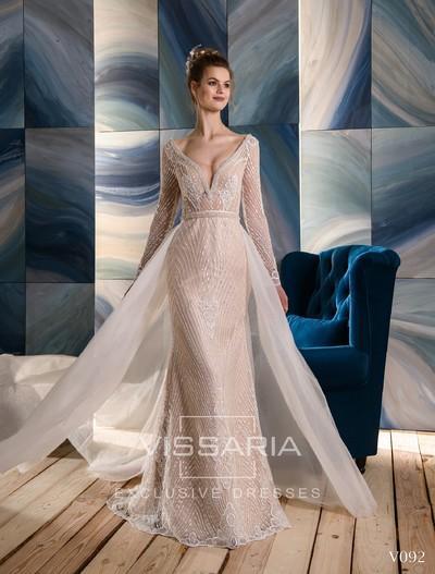 Wedding Dress Vissaria V092
