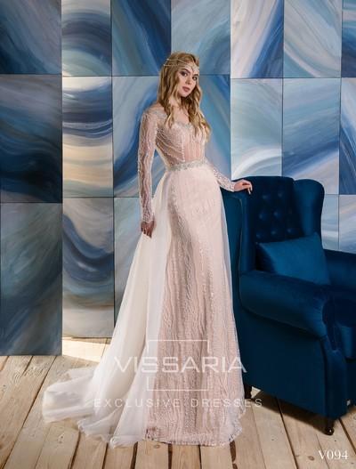 Wedding Dress Vissaria V094