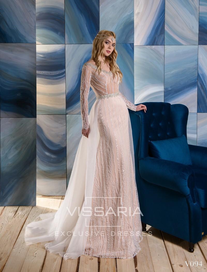 Свадебное платье Vissaria V094